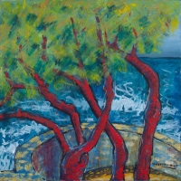 Trees by Lučano